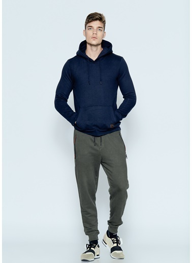 Kapüşonlu Sweatshirt-Phazz Brand